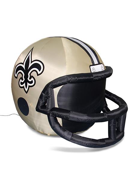 c6ee18e3c30 New Orleans Saints Inflatable Lawn Helmet